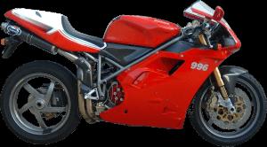 Ducati 996SPS pista