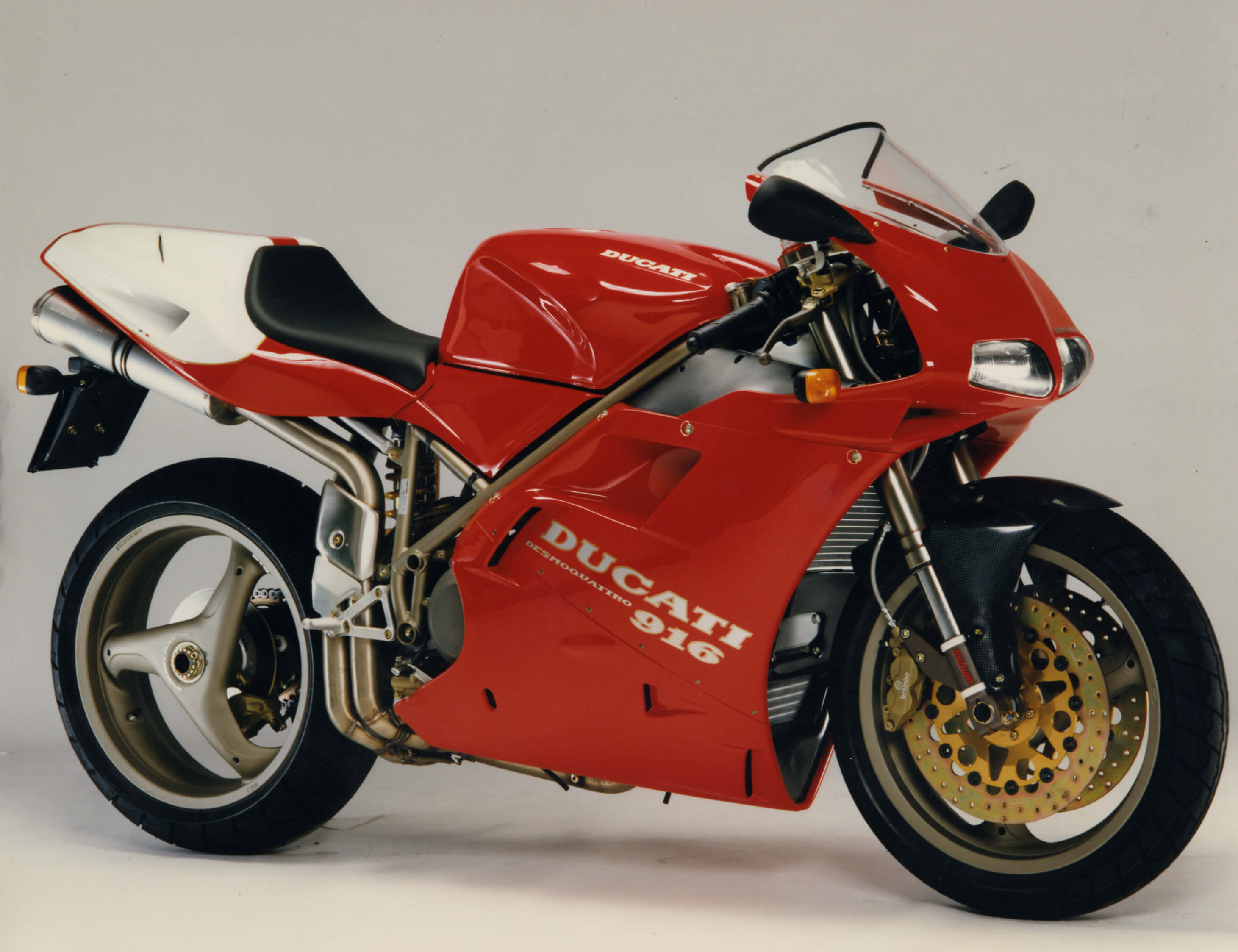 Ducati 916 S.P., Ducati 916SP, 1995 Ducati 916 SP