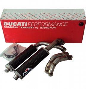 Ducati Termignoni 50-54 mm half system 1