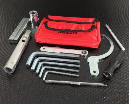 Ducati tool bag kit