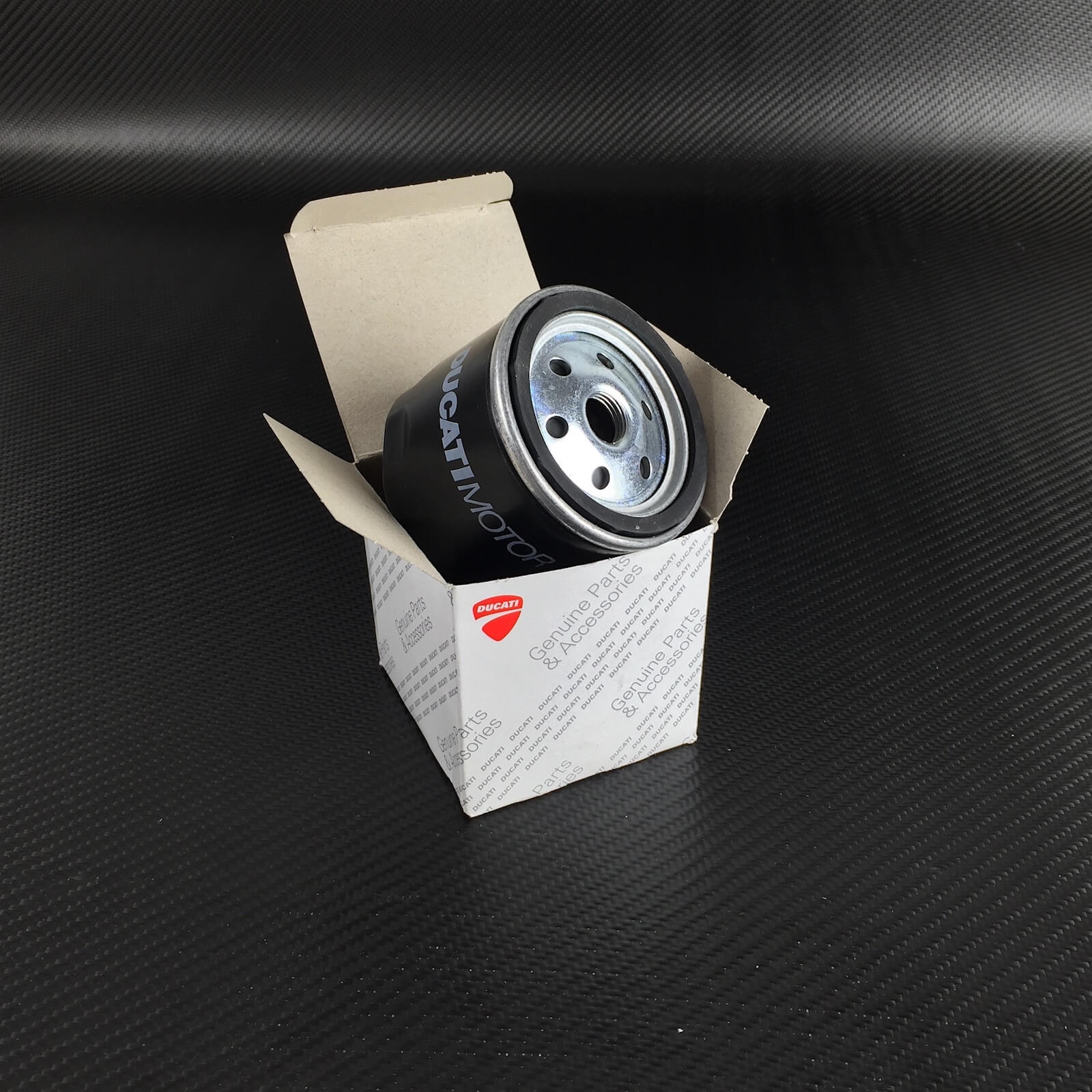 Ducati Factory OEM Oil Filter Genuine Spare Parts