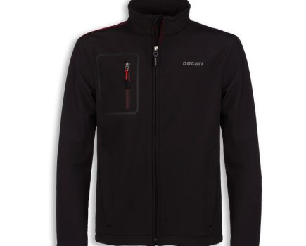 Ducati windproof jacket - softshell