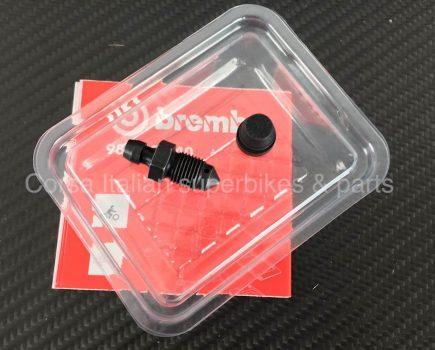 Ducati bleeder valve / entluefterschraube / spurgo frizione. Ducati Part-no 000039727