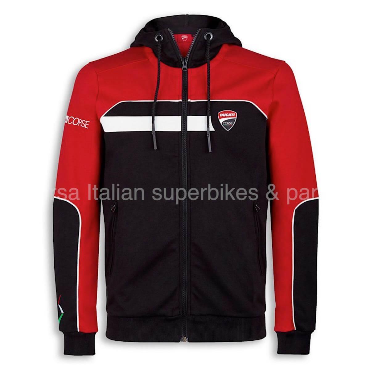 Ducati Motorcycle Sweater