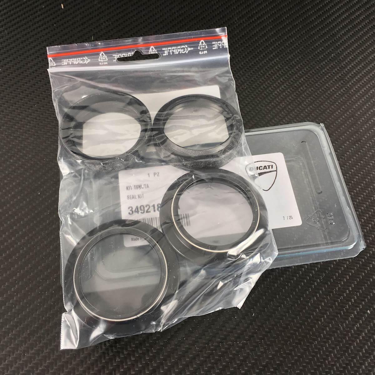 Ducati  Fork Seal Kit