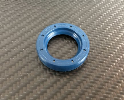 Genuine Ducati oil sela ring; ANGUS 22MM P/N 020470105