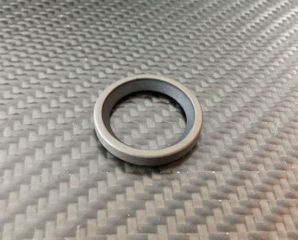 Genuine Ducati oil seal ring; size 20 x 26 x 4 mm. Ducati part-no. 93041271A repl. 075549265.