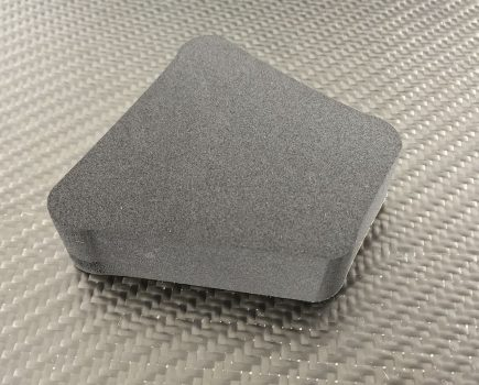Genuine Ducati L.H. seat foam pad / cushion. Ducati part-no. 86610241A