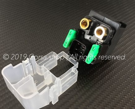 Genuine Ducati starter relay switch solenoid. Ducati part-no. 39740081B.
