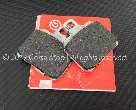 Genuine Ducati Brembo brake pads. Ducati part-no. 61340871A.