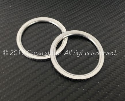 Ducati exhaust manifold gasket. Part-no. 79010261A repl. 02020, 02031, 075584031, 067084025, 037084005.