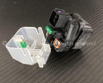 Genuine Ducati starter relay switch solenoid. Ducati part-no. 39740071A.