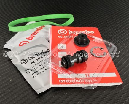 Ducati Brembo Ø15 PR15 clutch master cylinder repair kit 61041991A SBK Monster MTS