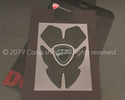 Ducati OE carbon fiber tank protector tankpad Monster 821 1200 97480051A