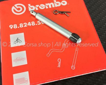 Genuine Ducati Brembo P4 30/34C Brake caliper pad pin repair kit. Ducati Part-no: 000080301 repl. 800080301, 800077783