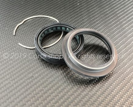 Genuine Ducati front fork leg seal kit. Ducati part-no 34920491A.