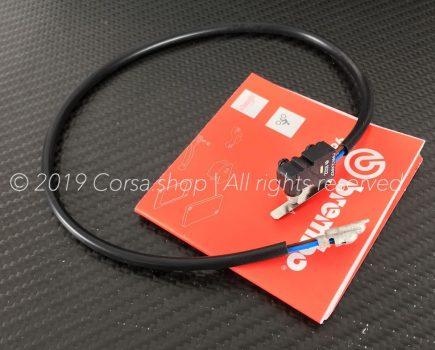 Genuine Ducati clutch master cylinder (micro-) switch. Ducati part-no. 53940361A.