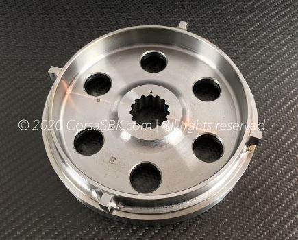 Genuine Ducati Corse flywheel. Ducati part-no. 27610091B replaces 05R57